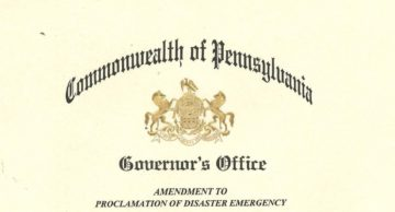 06032020 Amendment to COVID Disaster Emergency Proclamation 1